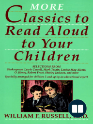 More Classics To Read Aloud To Your Children