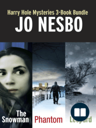 Harry Hole Mysteries 3-Book Bundle