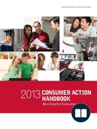 2013 Consumer Action Handbook