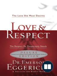 CU Love & Respect Book & Workbook 2 in 1