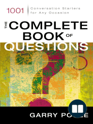 The Complete Book of Questions
