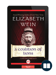 A Coalition of Lions by Elizabeth Wein [Excerpt]