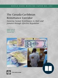 The Canada-Caribbean Remittance Corridor