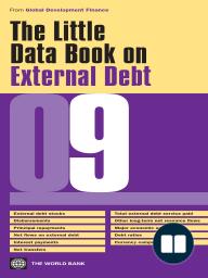The Little Data Book on External Debt 2009