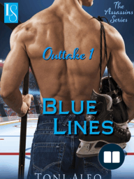 Blue Lines by Toni Aleo (Outtakes 1)