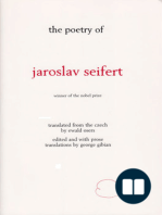 The Poetry of Jaroslav Seifert