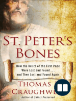 St. Peter's Bones by Thomas J. Craughwell (Chapter 1)