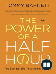 30 Minutes to Strengthen Marriage (The Power of a Half Hour by Tommy Barnett Excerpt)