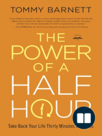 30 Minutes to Raise Kids Rights (The Power of Half Hour by Tommy Barnett Excerpt)