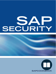 SAP Security Interview Questions, Answers, and Explanations