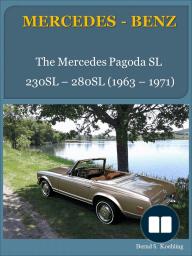 The Mercedes Pagoda SL