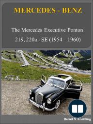The Mercedes 219, 220 Ponton
