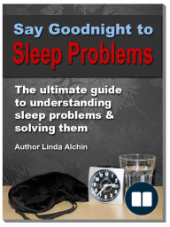 Say Goodnight to Sleep Problems