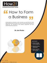 How to Form a Business