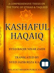 Kashaful Haqaiq