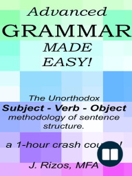 Advanced Grammar Made Easy