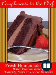 Fresh Homemade Cake