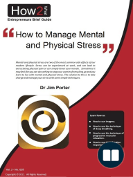 How to Manage Mental and Physical Stress