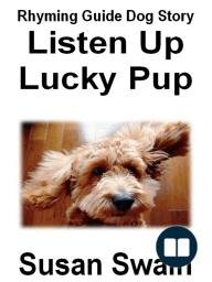 Listen Up Lucky Pup
