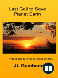 Last Call to save Planet Earth