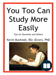 You Too Can Study More Easily