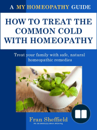 How to Treat the Common Cold with Homeopathy