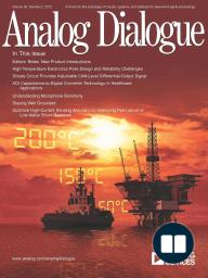 Analog Dialogue, Volume 46, Number 2