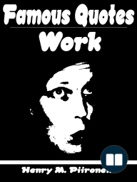Famous Quotes on Work