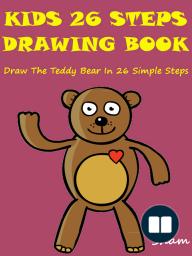 Kids 26 Steps Drawing Book