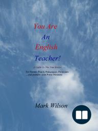You Are An English Teacher!