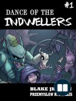 Dance of the Indwellers #1 (Paranormal Fantasy Manga Comic)