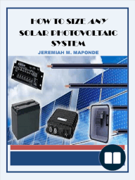 How To Size ANY Solar Photovoltaic System