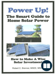 Power Up! The Smart Guide to Home Solar Power