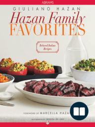 Homemade Pizza from Hazan Family Favorites by Giuliano Hazan