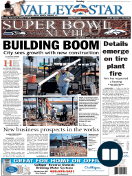 The Valley Morning Star - 02-02-2014