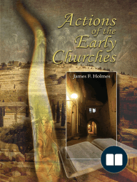 Actions Of The Early Churches