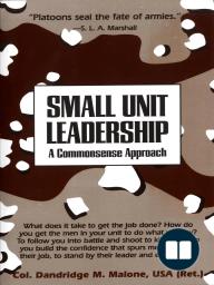 Small Unit Leadership