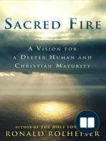 Sacred Fire by Ronald Rolheiser (Chapter 1)