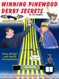 Winning Pinewood Derby Secrets