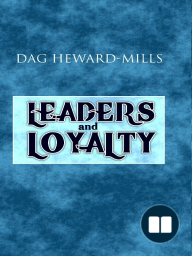 Leaders And Loyalty