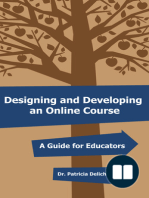 Designing and Developing an Online Course