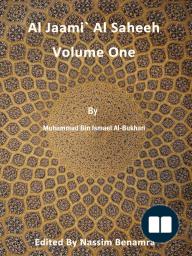 Al Jaami` Al Saheeh Volume one
