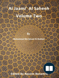 Al Jaami` Al Saheeh. Volume Two