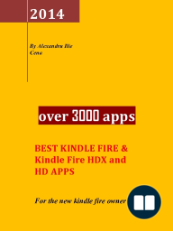 BEST KINDLE FIRE & Kindle Fire HDX and HD APPS