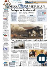 The Odessa American - 02-26-2014