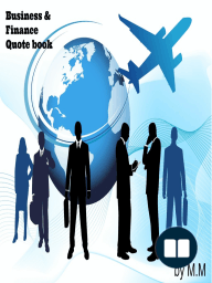 Business and Finance Quote Book
