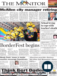The Monitor - 03-06-2014