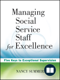 Managing Social Service Staff for Excellence