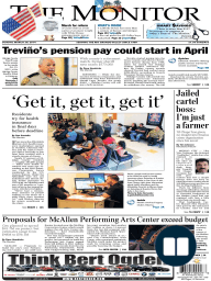 The Monitor - 03-30-2014