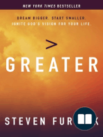 Greater (Trade Paperback) by Steven Furtick